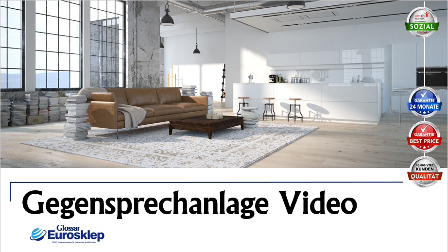 Gegensprechanlage Video