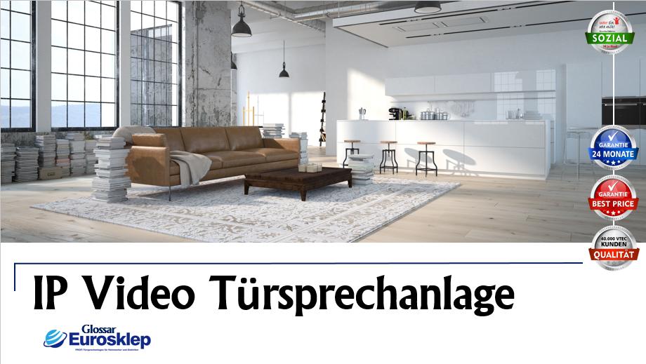IP Video Türsprechanlage
