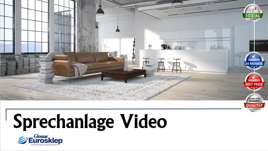 Sprechanlage Video